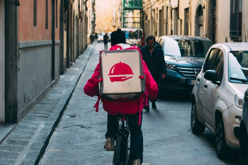 affordable food delivery service
